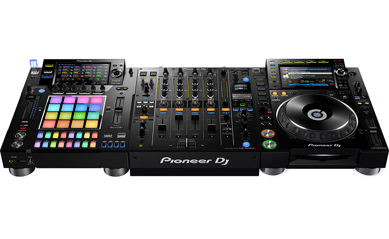 DJ 采样器