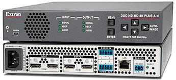 视频、RGB 和 DVI/HDMI 图像解析度转换器
