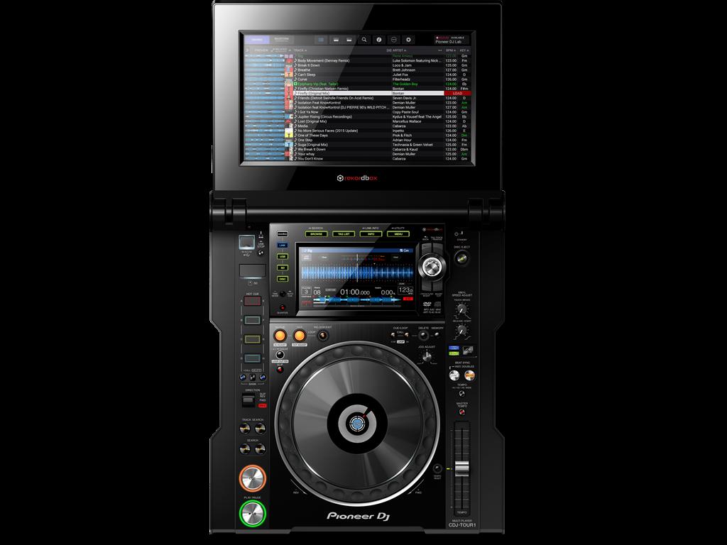 DJ 播放器