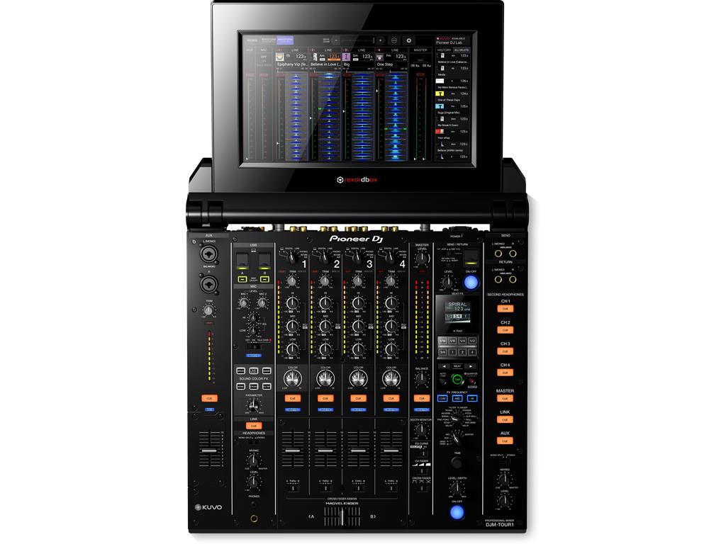 DJ 混音器