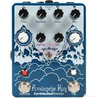 EarthQuaker Devices Avalanche Run delay and reverb effect