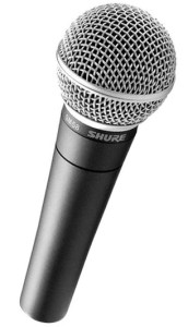 A beautiful dynamic microphone for $200 or less