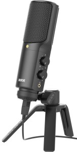 A high-end USB microphone for under 200 dollars